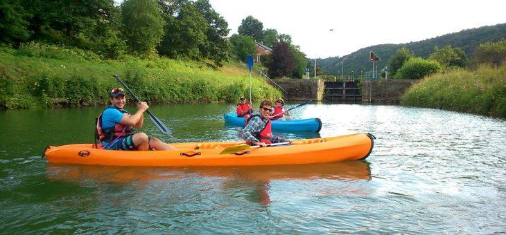 Descendre l'Ardèche en canoë/kayak, une expérience à la fois excitante et enrichissante
